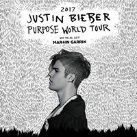 Excurso Bauru - Justin Bieber 2017 Purpose World Tour