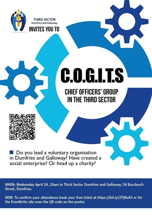 C.O.G.I.T.S - Chief Officers Group in the Third Sector