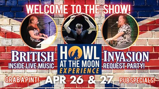 Howl at the Moons British Invasion Party | Vero Beach