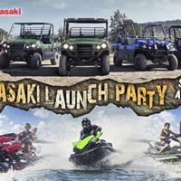 Kawasaki Launch Party
