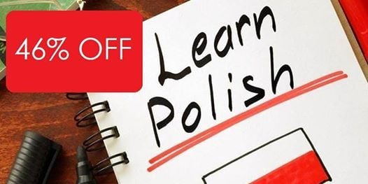 Polish Language Course (evening course) - limited offer