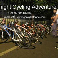 Chalnikalpade Midnight Cycling 100 km