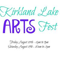 Kirkland Lake Arts Fest