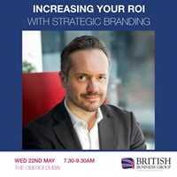 Increasing your ROI