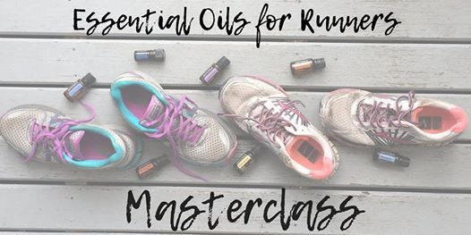 Essential Oils for Running Masterclass Millwater