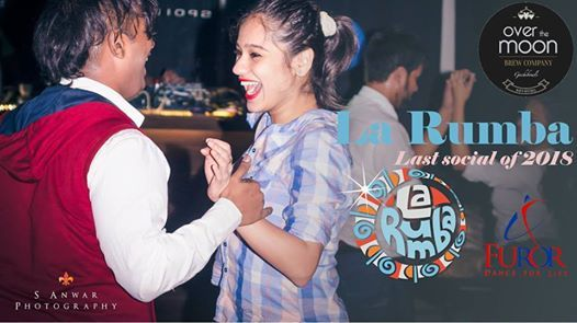 La RUMBA - Saturday Salsa Social - 12th Jan 2018