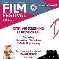 Open Air Screening - Dirty Dancing