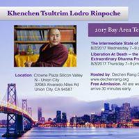 Khenchen Tsultrim Lodro Rinpoche The Intermediate State