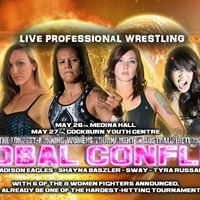 Perth Pro Wrestling Friday Night Global Conflict