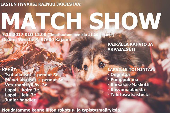 Match com suomi