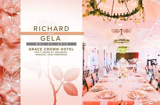 Richard & Gela Nuptial