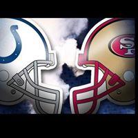 49ers vs. Colts