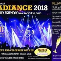 Radiance New Year Party 2018 Seattle