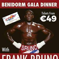 Frank Bruno Sports Evening
