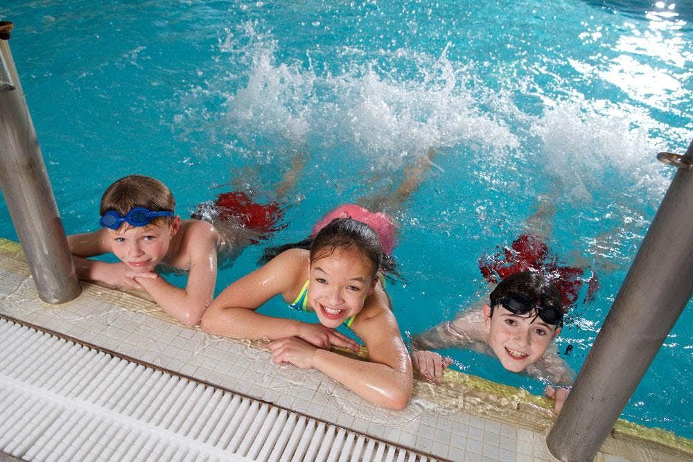 Multi-Activity Ticket - Swim & Ice Skate at The Dome