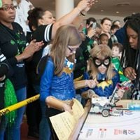 Horace Mann FIRST LEGO League Qualifier