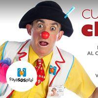 Curso de Introduccin al Clown de Hospital
