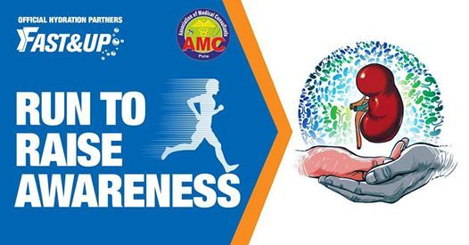 Fast&Up X AMC 10K Pune Run