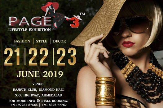 PAGE 3 Lifestyle Exhibition