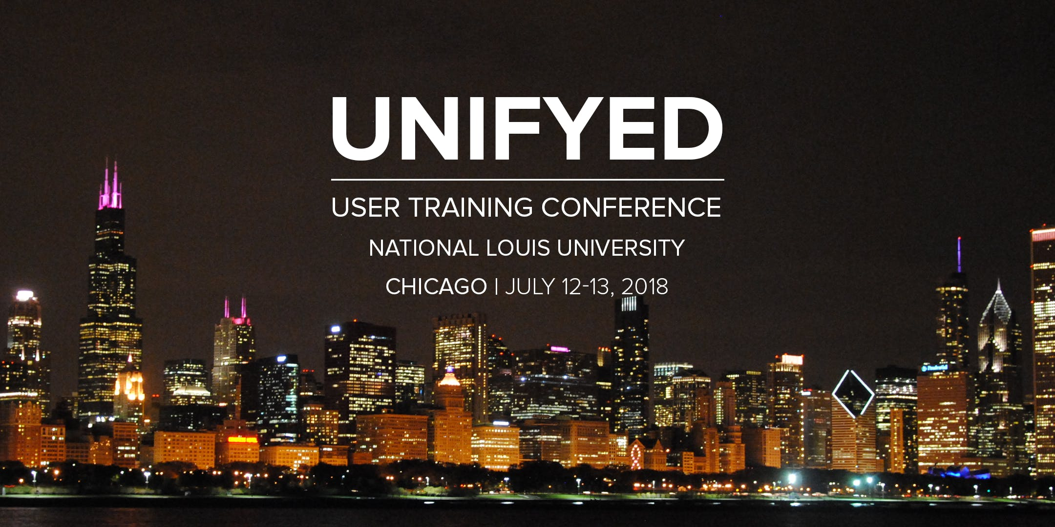 Unifyed User Training Conference 2018