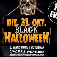 Oc Club  Black Halloween 16 Event - Dienstag 31. Oct
