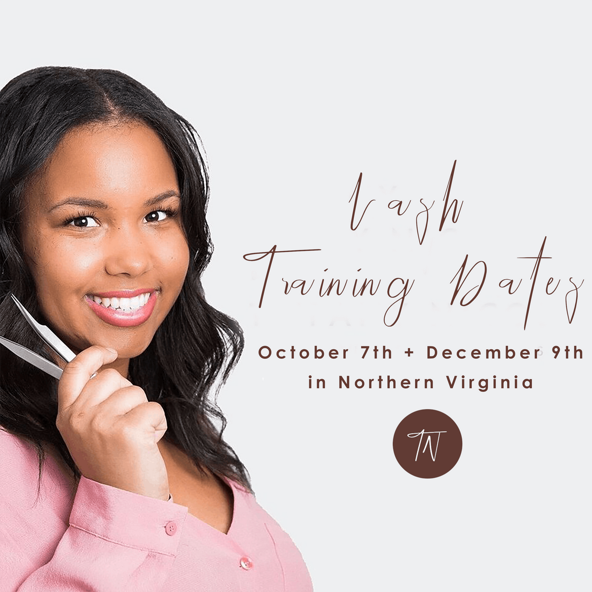 FUNDAMENTALS OF LASHING Eyelash Extension Training