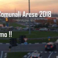 Votazioni Comunali ARESE 2018