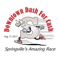 Downtown Dash For Cash - 300 PRIZE