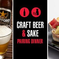 Craft Beer &amp Sake Pairing Dinner at RA Austin