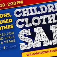 Childrens Clothing Sale- Williamstown MA
