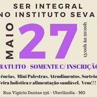 Evento Ser Integral - Vivencias e Mini Palestras Gratuitas