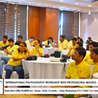International Photography Workshop with Professional Models -IPW