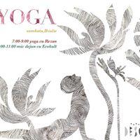 Yoga la Deschis
