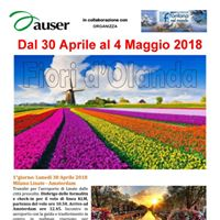 In Olanda con Auser - Amsterdam e Tour del Paese