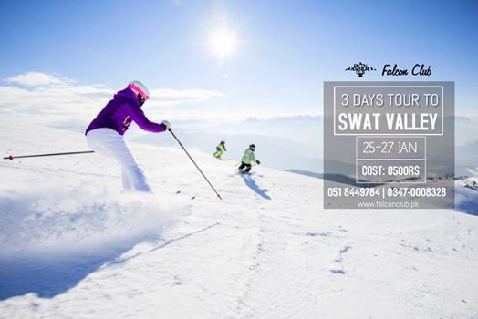3 Days Skiing tour to Swat Valley (Malam Jabba) 204