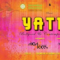 Yatra - Bollywood Movies through Contemporary Dance