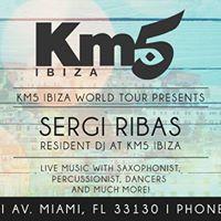 Km5 Ibiza World Tour