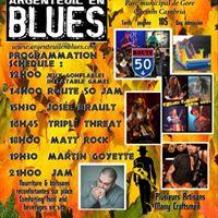 Argenteuil En Blues 7 octobre 2017