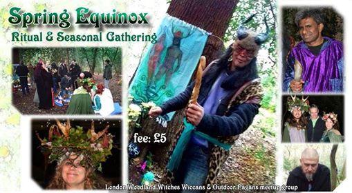 Woodland Spring Equinox 2019 - Seasonal Festival Gathering