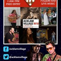 Live Music with HOT VOX at Acklam Village Market  Saturday 19th