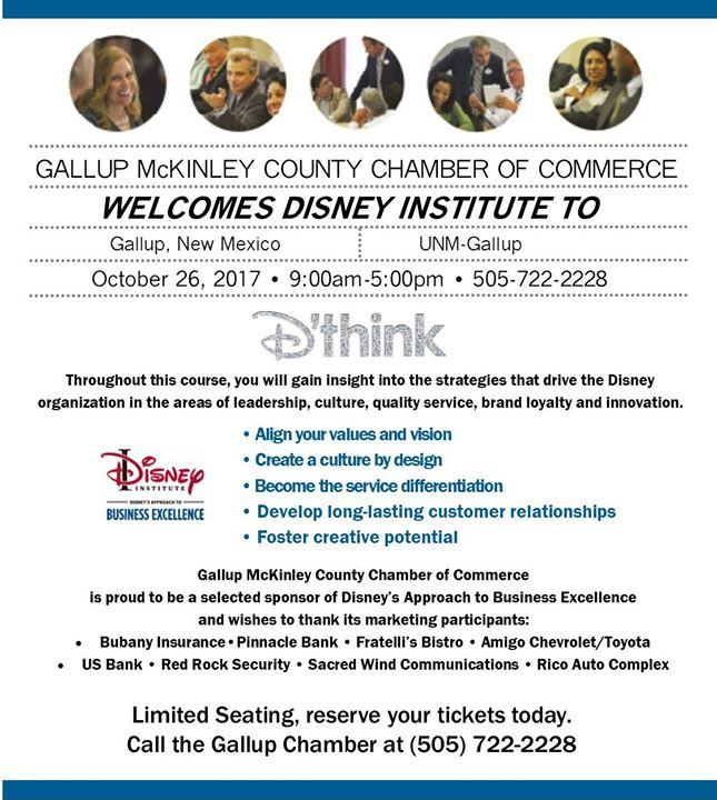 Disney Institute Professional Development