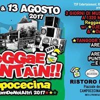 ReggaeMountain Campocecina  IlRototomDeNoiAltri 2017