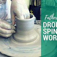 Pottery Workshop - Fathers Day Drop-in &amp Spin