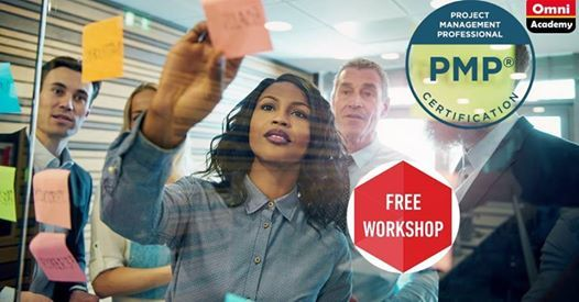 PMP BootCamp (Exam Certification) - Free Workshop