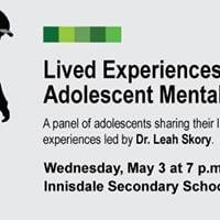 Teen mental health panel