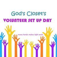 Volunteer Sort Day