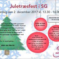 SG juletrsfest 2017