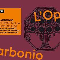 Agorateca Presenta LOpera al Carbonio di Giusi Baldissone