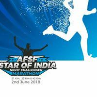 Star Of India Night Challenger Marathon