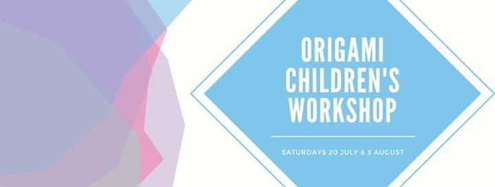 Childrens Workshop Origami